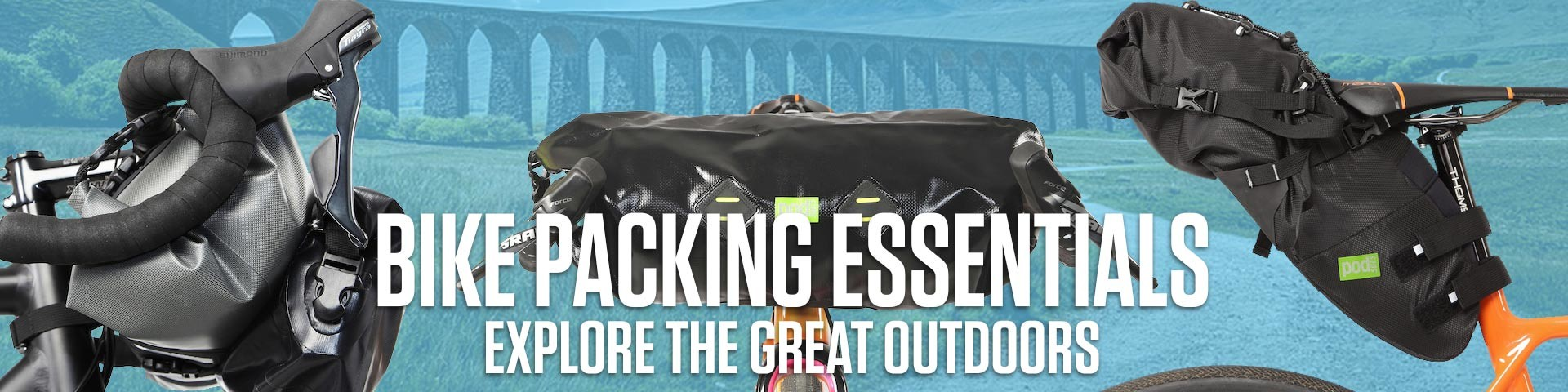 Bike Packing Essentials - Explore the Great Outdoors