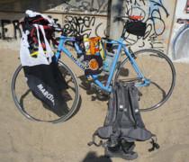 Das Blaue bike photo