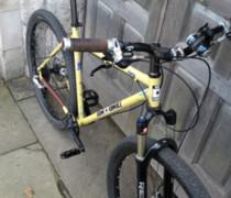 Big 'Orse - STOLEN bike photo