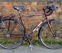 The Pomp bike photo