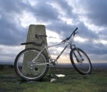 Inbred bike photo