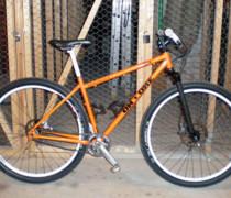 Glitch Inbred bike photo