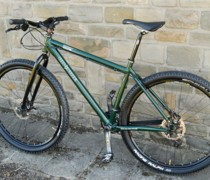 Lotus Color  29er bike photo