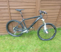 Carbon 456 bike photo