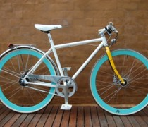 Julia's Super Commuter bike photo