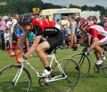 Grass Track Racer bike photo