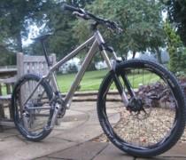 New 456 Ti bike photo