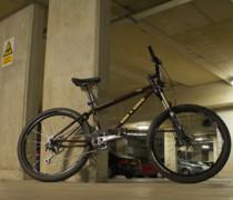 Chocolate Brown 456 bike photo