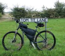 The Spitfire bike photo