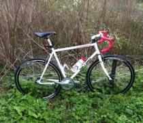 La Blanche bike photo