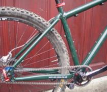 SingleSpeed Scandal bike photo