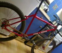 'the Red Baron' bike photo