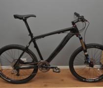 Carbon Tara bike photo