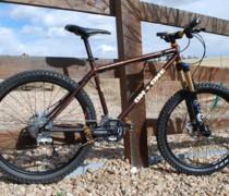 Death By Chocolate bike photo