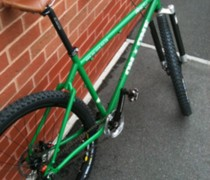 Hulk bike photo