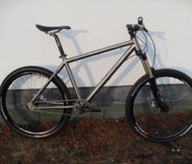 Ti 456 Singlespeed bike photo