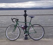 Pompey bike photo