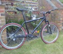 TBC bike photo