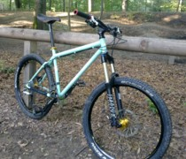 456 Glow-In-The-Dark bike photo