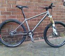 Ti 456 Alfine 11 bike photo