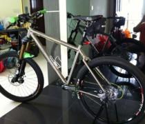 Mr Green bike photo