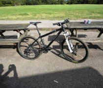 My Scandal bike photo