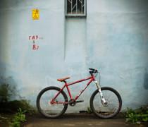 On-One Inbred Single Speed bike photo
