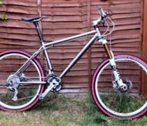 Ti  bike photo