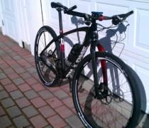 The Monster bike photo