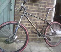 The Bred bike photo