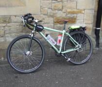 Mean And GREEN bike photo