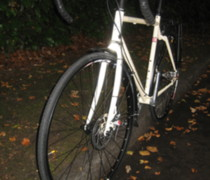 Fixed Gear Pompetamine bike photo