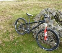 Scandal 26er bike photo