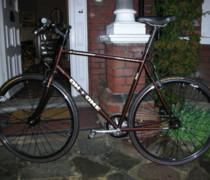 London Bruiser bike photo