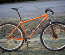 Inbred 29er bike photo
