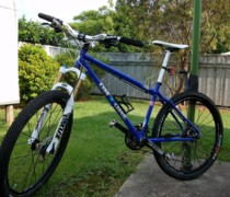 Cleetus bike photo