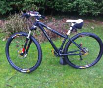 Frederick bike photo