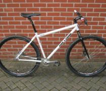 2012 Inbred 29er SS LE bike photo
