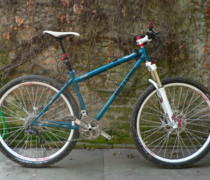 On One Inbred 29er Vertical Swapout bike photo