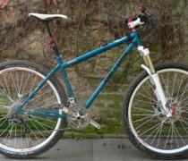On One Inbred 29er Vertical Dropout bike photo