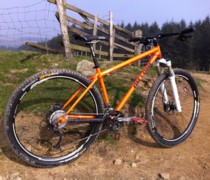 2012 Inbred 29er bike photo