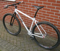 Inbred 29er SS bike photo