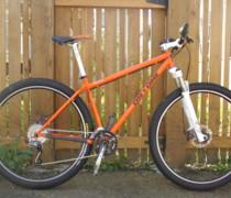 Big Wheel bike photo