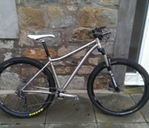 Fireline bike photo