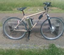 Eric bike photo
