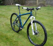 29er Inbred, Teal Green bike photo