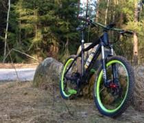 Mountainbike :) bike photo