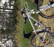 Scandalicious  bike photo