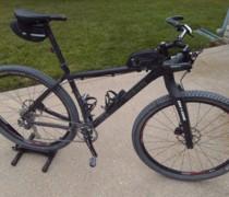 Perfect bike photo
