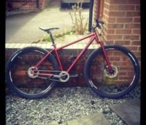 The Singley bike photo